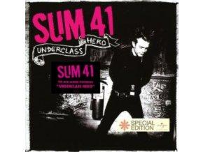 Sum 41 - Underclass Hero (Music CD)