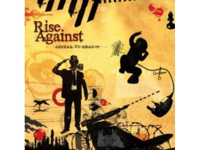 Rise Against - Appeal To Reason (Music CD)