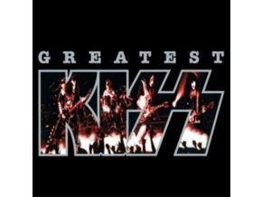 Kiss - Greatest Kiss (Music CD)