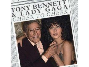 Tony Bennett and Lady Gaga - Cheek to Cheek (Music CD)