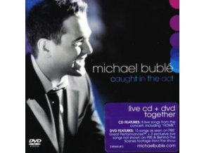 Michael Buble - Caught In The Act [CD + DVD] Live