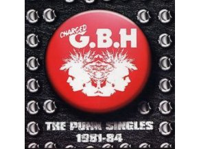 GBH - The Punk Singles 1981 - 1984 (Music CD)