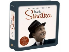 Frank Sinatra - Golden Years Of Frank Sinatra  The (Limited Edition/Collectors Tin) (Music CD)