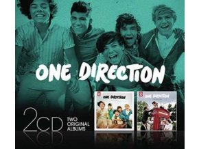 One Direction - Up All Night/Take Me Home (Music CD)