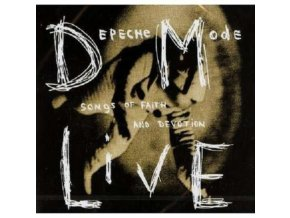 Depeche Mode - Songs of Faith and Devotion Live (Live Recording) (Music CD)
