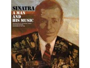 Frank Sinatra - Man And His Music  A (Music CD)