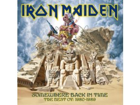 Iron Maiden - Somewhere Back in Time: The Best of 1980-1989 (Music CD)