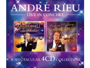 Andre Rieu - Live In Concert Box set