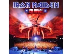 Iron Maiden - EN VIVO! (Music CD)
