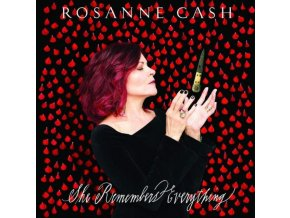 Rosanne Cash - She Remembers Everything (Music CD)