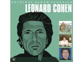 Leonard Cohen - Original Album Classics Box set