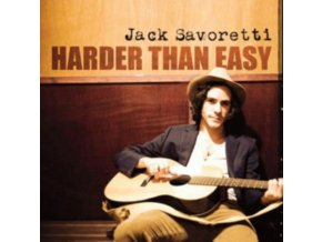 Jack Savoretti - Harder Than Easy (Music CD)