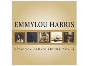 Emmylou Harris - Original Album Series  Vol. 2 (Music CD)