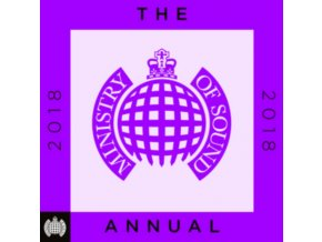 Various - The Annual 2018 - Ministry Of Sound (Music CD)