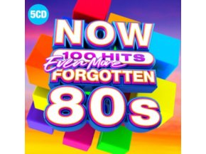 Various Artists - NOW 100 Hits Even More Forgotten 80s (Box Set)