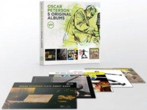 Oscar Peterson - Classic Album Selection (Music CD)