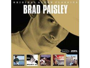 Brad Paisley - Original Album Classics (Music CD)