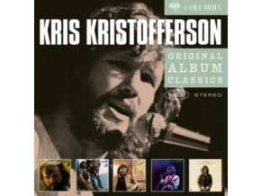 Kris Kristofferson - Original Album Classics (Kristofferson/Silver Tongued Devil/Jesus Was A Capricorn/Spooky Lady's Sideshow/Shake Hands With The Devil) (Music CD)