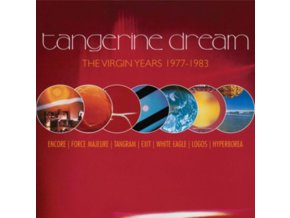 Tangerine Dream - Virgin Years (1977-1983) (Music CD)