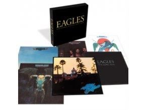 The Eagles - Studio Albums 1972-1979 (6 CD Box Set) (Music CD)
