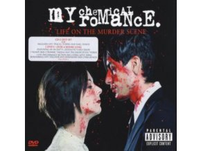My Chemical Romance - Life on the Murder Scene [Live/+2dvd] (Music CD)