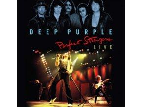 Deep Purple - Perfect Strangers Live (Live Recording) (2 CD & DVD) (Music CD)