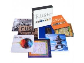 Rush - Studio Albums 1989-2007 (7 CD Box Set) (Music CD)
