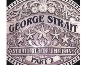 George Strait - Strait Out Of the Box Vol 2 (Music CD)