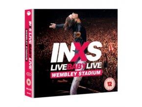 INXS - Live Baby Live (2CD + DVD)