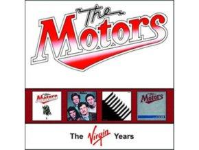 The Motors - The Virgin Years (Box Set) (Music CD)