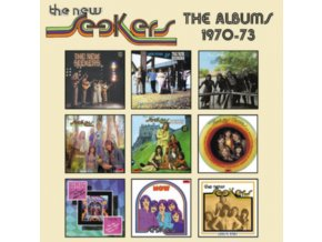 The New Seekers - The Albums 1970-73 Box set