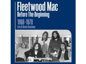 Fleetwood Mac - Before The Beginning - Live 1968-70 (Box Set)