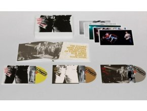The Rolling Stones - Sticky Fingers (Deluxe 2 CD+DVD Box Set) (Music CD)
