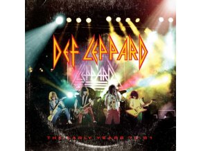 Def Leppard - The Early Years 79-81 (5 CD Boxset)