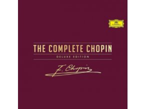 Various Artists - The Complete Chopin - Deluxe Edition Box Set (CD+DVD)