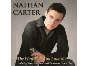 Nathan Carter - Way That You Love Me  The (Music CD)