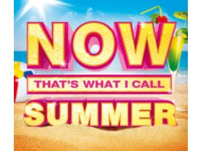 Various Artists - Now That's What I Call Summer (Music CD)
