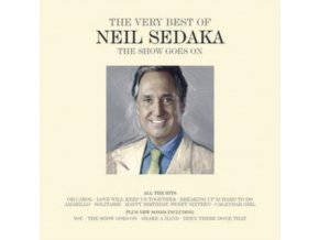 Neil Sedaka - The Show Goes On - The Very Best Of (2 CD) (Music CD)