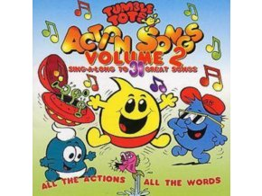 Various Artists - Tumble Tots Action Songs - Volume 2 (Music CD)