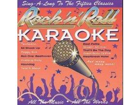 Karaoke - Rock n Roll Karaoke (Music CD)