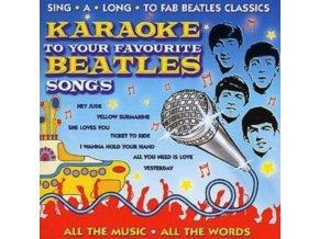 Karaoke - Karaoke To Your Favourite Beatles Songs (Music CD)