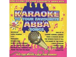 Karaoke - Abba Karaoke (Music CD)