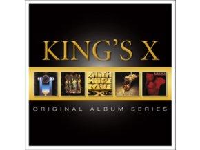 King's X - Original Album Series (Music CD)