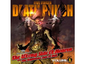 Five Finger Death Punch - The Wrong Side Of Heaven And The Righteous Side Of Hell  Vol. 1 (Music CD)