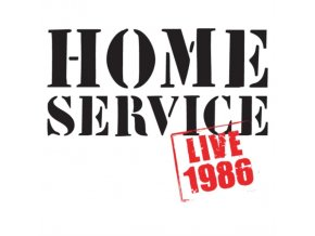 Home Service - Live 1986 (Music CD)