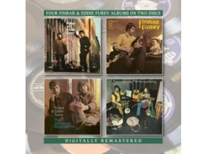 Finbar Furey - Finbar & Eddie Furey/Traditional Irish Pipe Music/The Lonesome Boatman (Music CD)