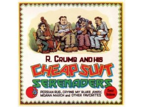 Robert Crumb & The Cheap Suit Serenader - Chasin Rainbows (Music CD)