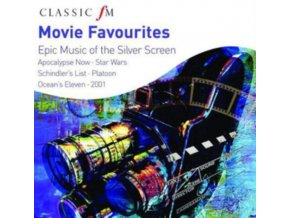 Various Artists - Movie Favourites (Epic Music of the Silver Screen) (Music CD)
