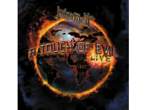 Judas Priest - A Touch Of Evil (Live) (Music CD)
