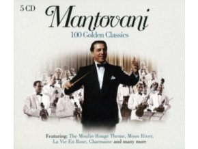 Mantovani - Complete Collection  The (Music CD)